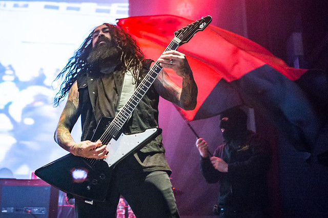 Ministry @ The Fillmore, Silver Spring, MD 10/19/2017