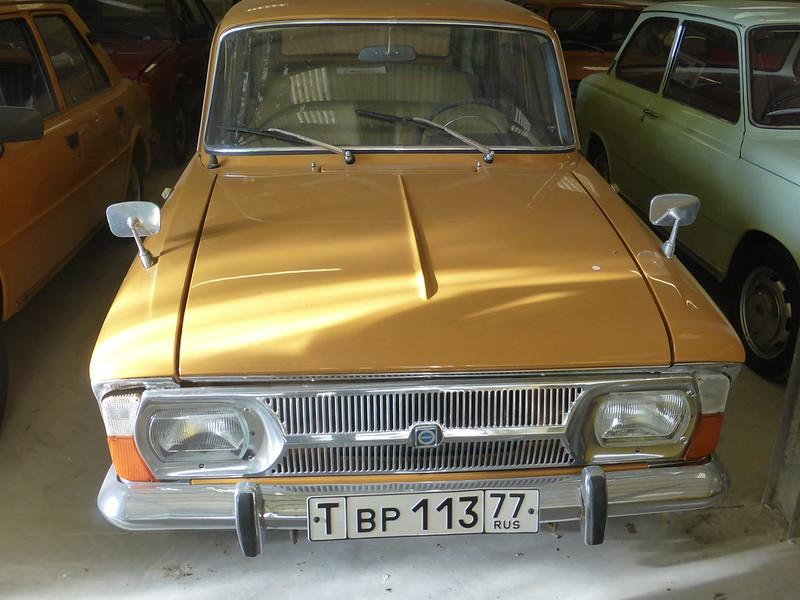 ИЖ-2125 Комби (IZH 2125 Kombi)