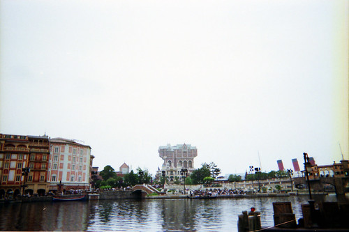 View on Tower of Terror