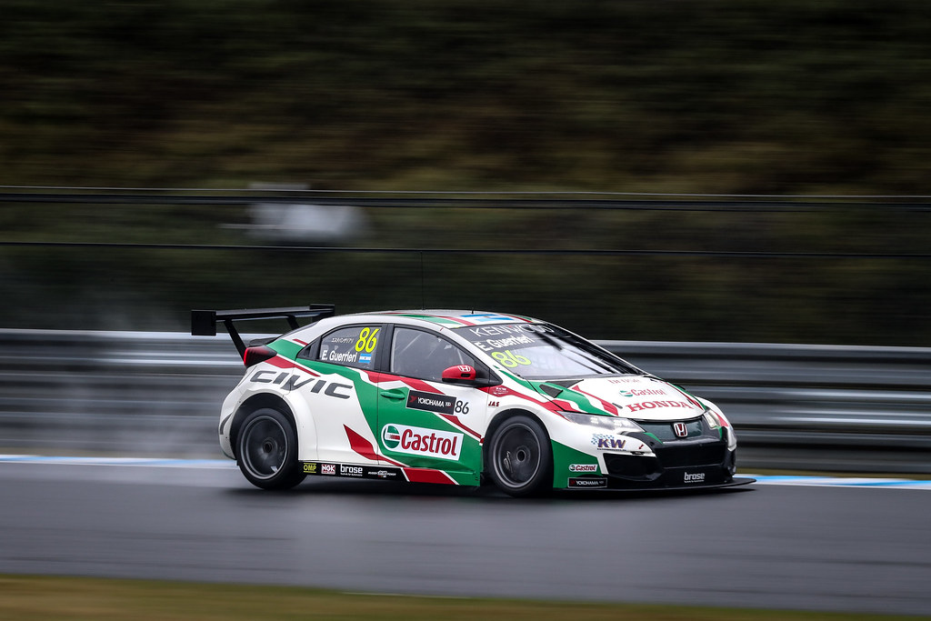 86 GUERRIERI Esteban (arg) Honda Civic team Castrol Honda WTCC action during the 2017 FIA WTCC World Touring Car Championship race at Motegi from october 27 to 29, Japan - Photo Alexandre Guillaumot / DPPI