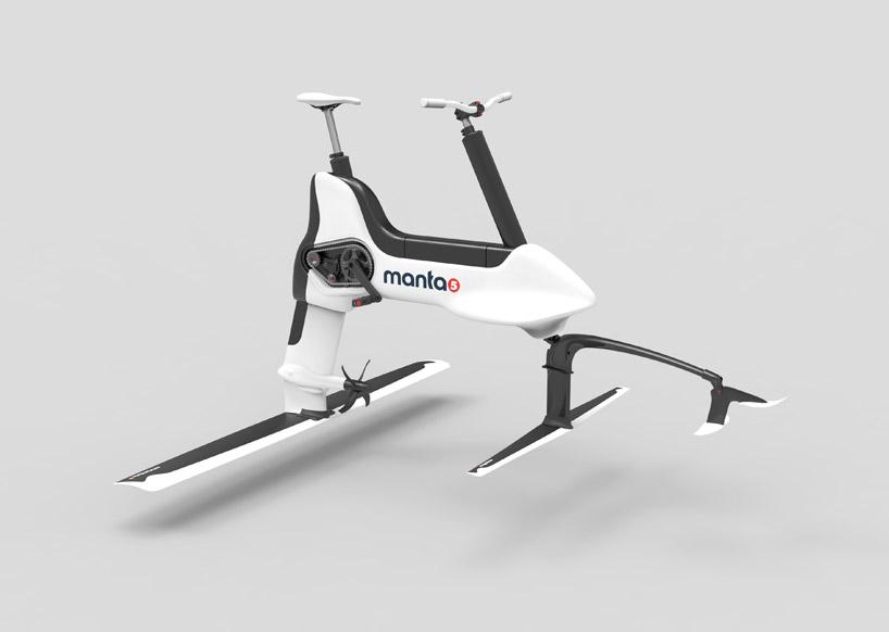 Xe đạp lội nước Hydrofoiler XE-1 sắp ra mắt tại New Zealand