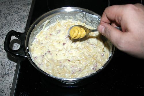 22 - Senf einrühren / Stir in mustard