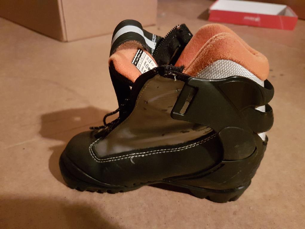 Prodám dětské boty na běžky Rossignol - Bazar - SNOW.CZ 4c8ccf3f0e