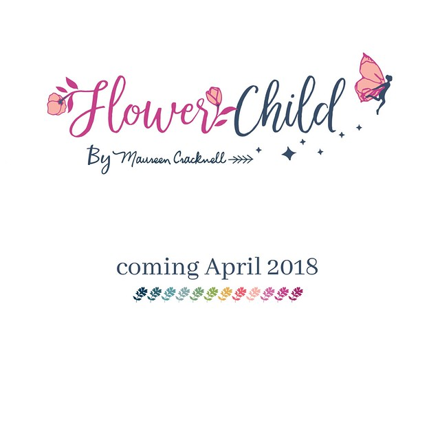 Flower Child ~ Available April 2018