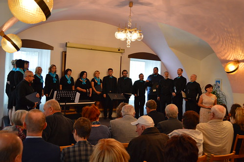 Koncert pěveckého sboru Oculos meos