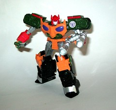 bludgeon transformers robots in disguise 2015 warrior class combiner force hasbro 2017 i