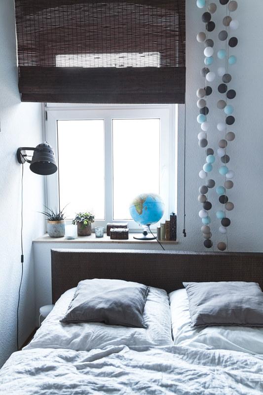 Inspiration-kleines-Schlafzimmer-Interior-länglicher-Raum