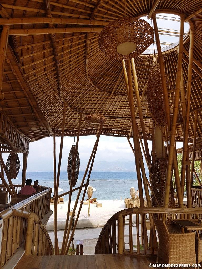 Pearl Beach Lounge, GIli Trawangan