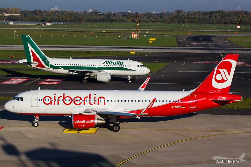 Air Berlin - A320 - D-ABNM (1)