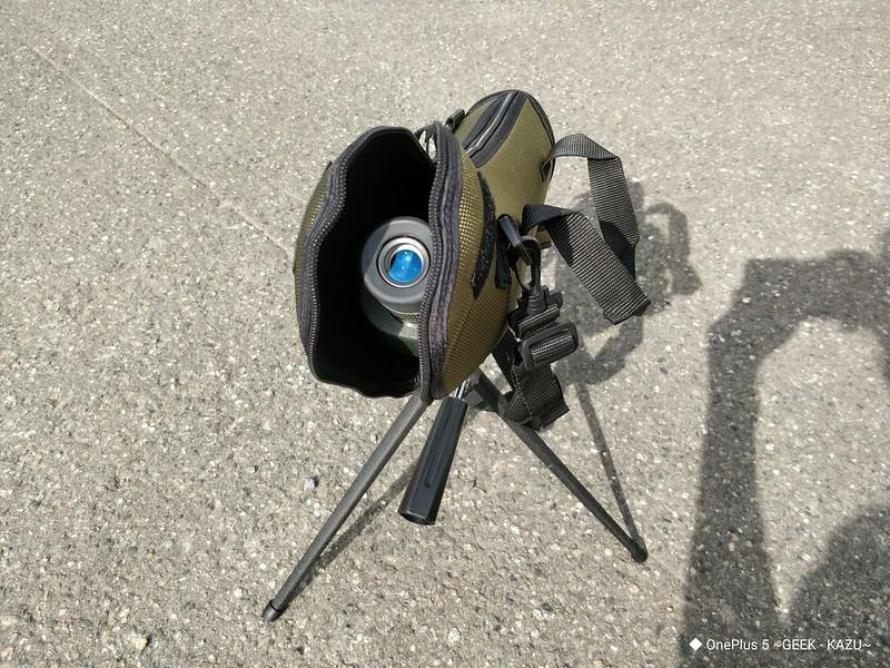 Eyeskey EK8345 望遠鏡 開封レビュー (54)