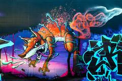 Kansas City Graffiti & Street Art