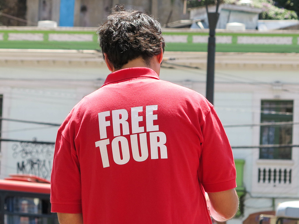 Free Walking Tour en Valparaiso