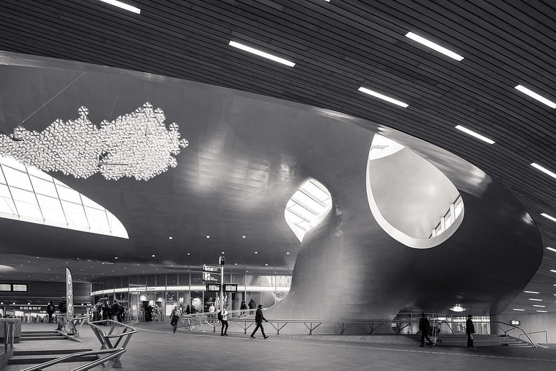 Arnhem, Central Station (4)