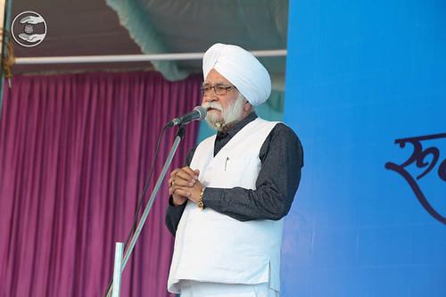 Dayal Singh from Bahadurgarh, Haryana, expresses his views