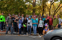Occoquan Greenway Hike October 28 2017