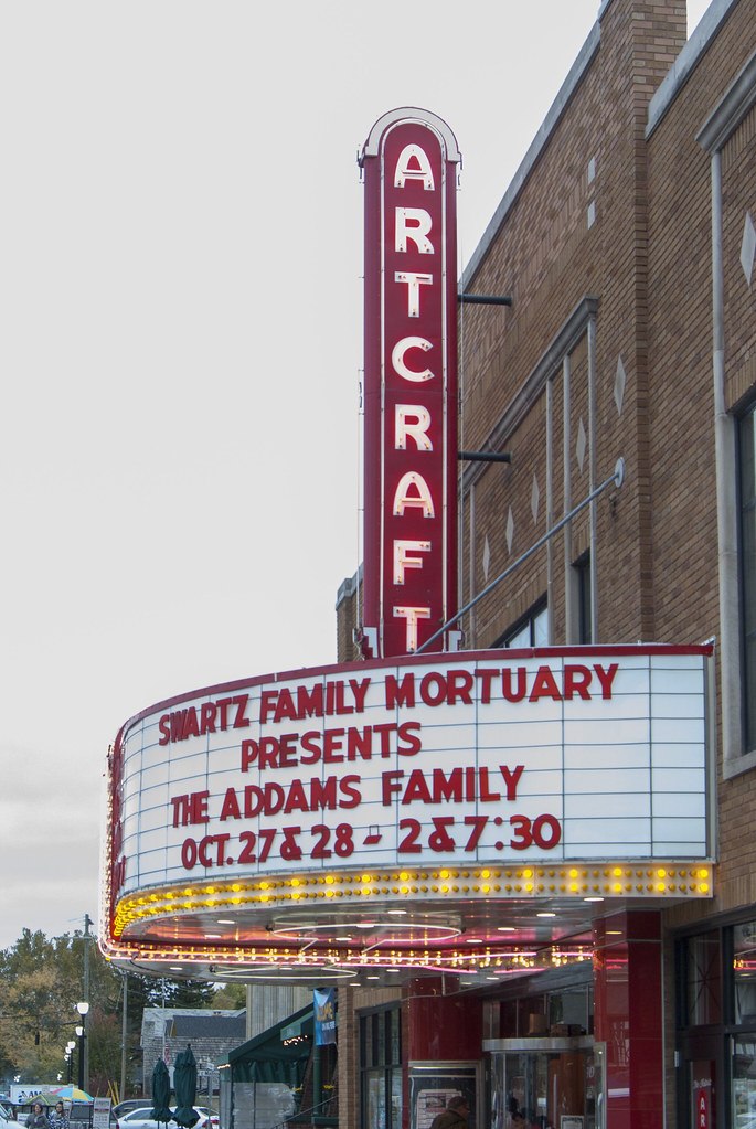 Artcraft Theater, Franklin