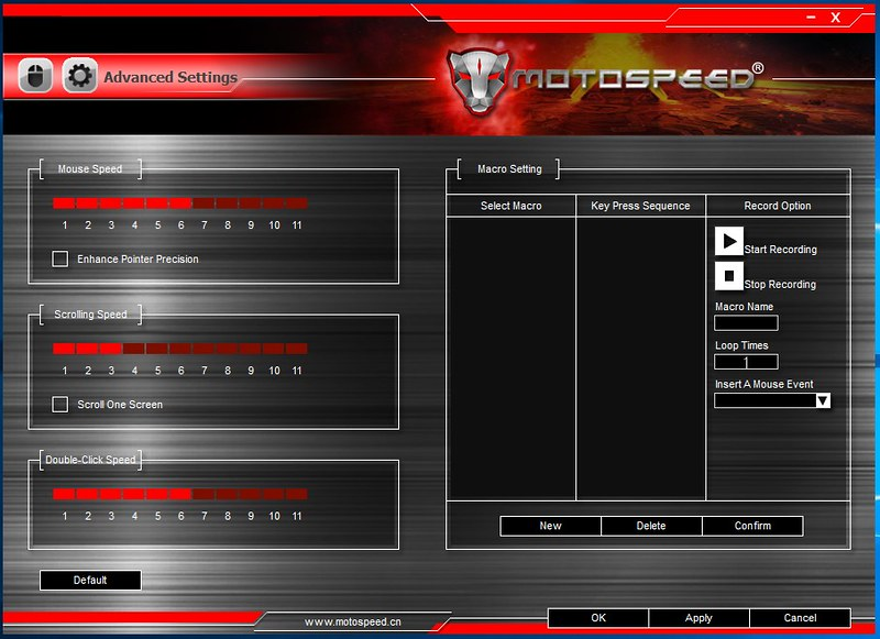 Motospeed V20 レビュー02
