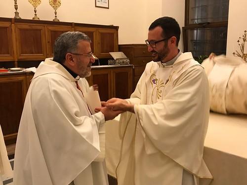Ordinazione presbiteriale Mattia Melis - Cattedrale