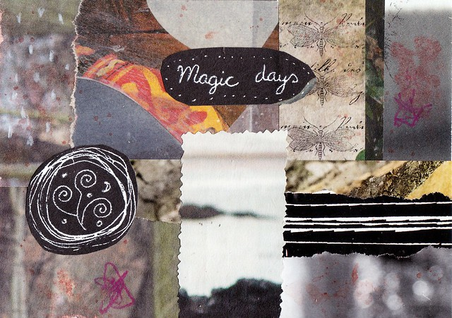 Postcard Magic days