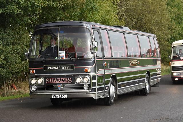 Sharpes Of Nottingham - VWA290L