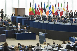 Plenary session October I in Strasbourg