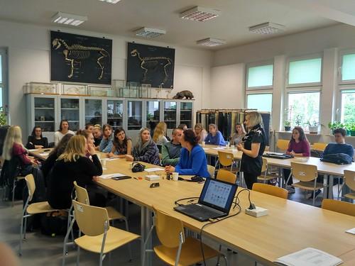 Lunch & Learn -  warsztaty dla studentów o Celach Zrównoważonego Rozwoju