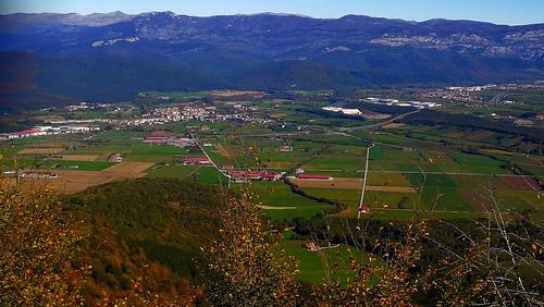 Subiendo al Andia-Urbasa