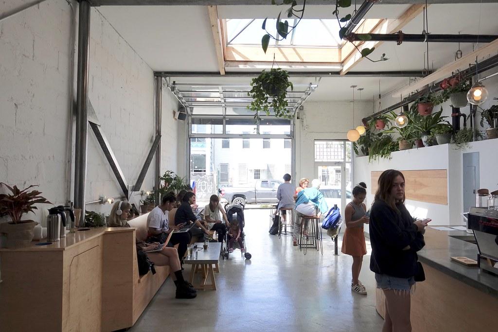 City Farm Cafe Brooklyn