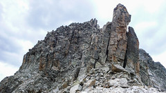 Na przełęczy Amarati Nest 3369m.