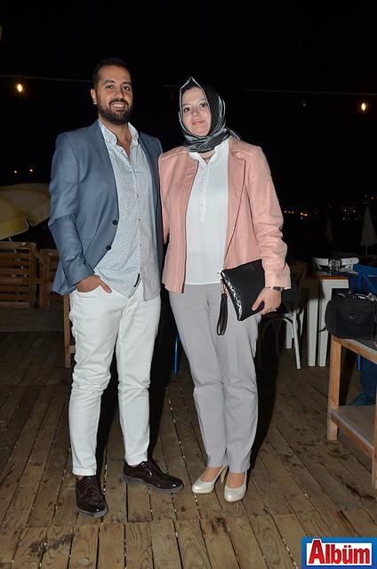 Diş Hekimi İbrahim Türker ve eşi Nazlı Türker