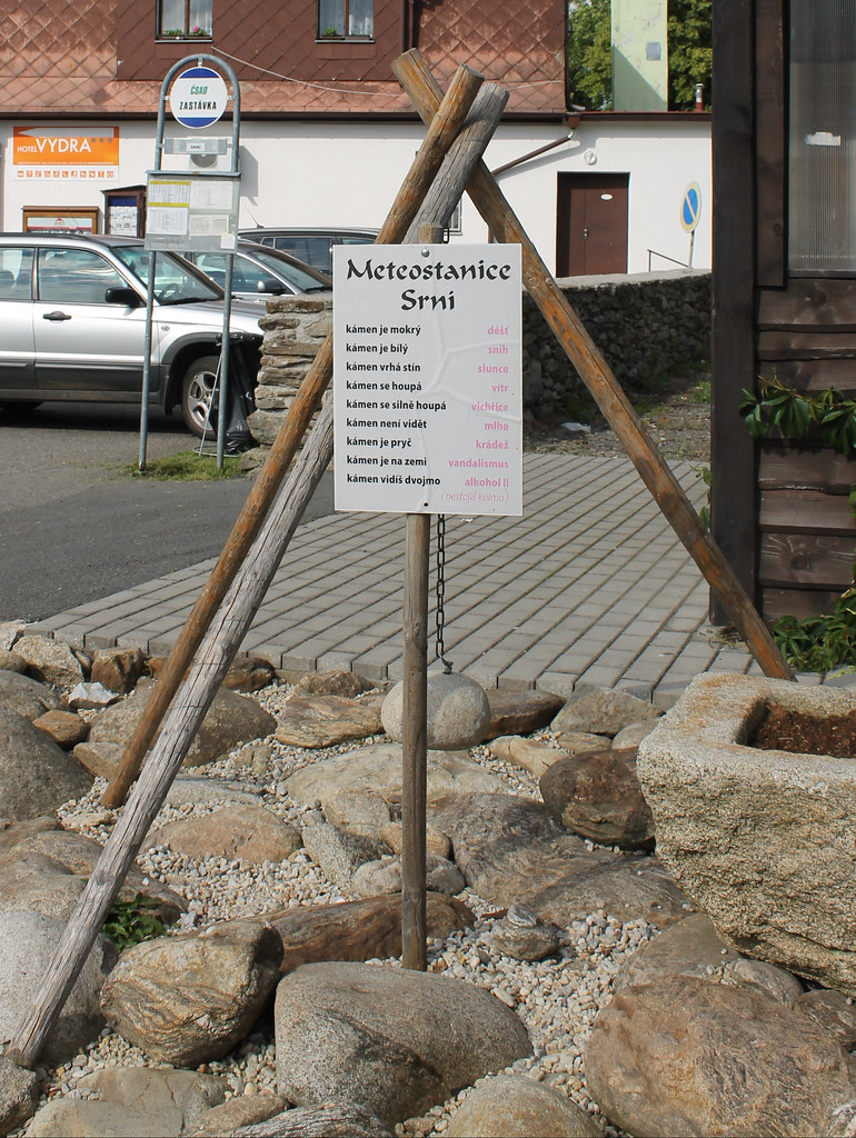 A great innovation: The eco-friendly weather station in Srni, Czech Republic