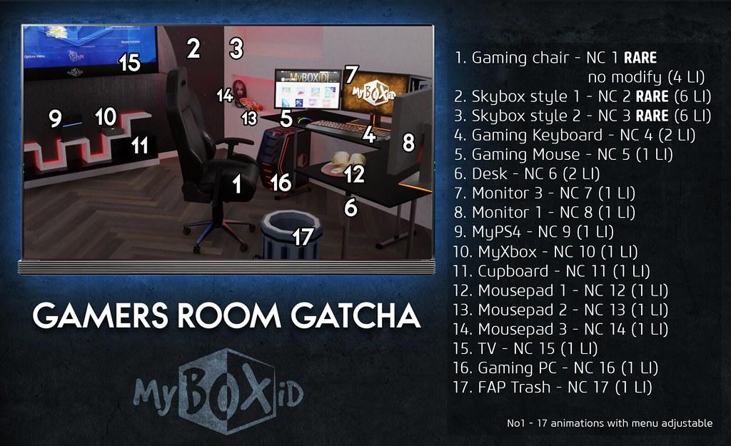 MyBOXiD - Cosmo Event - Promo - TeleportHub.com Live!