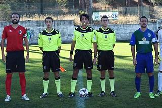 Noicattaro. Calcio vs Real Siti front