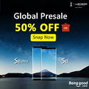 Leagoo S8/S8 Pro - 50% OFF Snap now @ Banggood