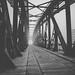 #hubbrücke #magdeburg #stadtpark #liftbridge #liftingbridge #b&w #blackandwhite #schwarzweiß #sonya7rii #sonya7r2 #zeissbatis25mm