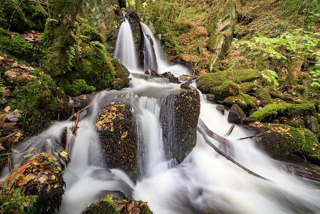 Arthog Waterfall