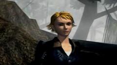 Dino Stalker (Gun Survivor 3 Dino Crisis) Paula Morton 01 (1080p)