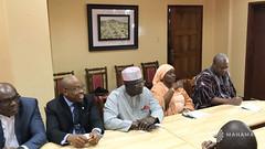 JM meets with Liberia President Ellen Johnson Sirleaf