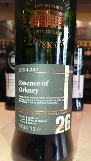 SMWS 4.237 - Essence of Orkney