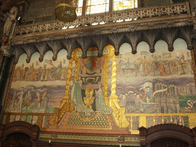 basilica fourviere obiective turistice lyon 8