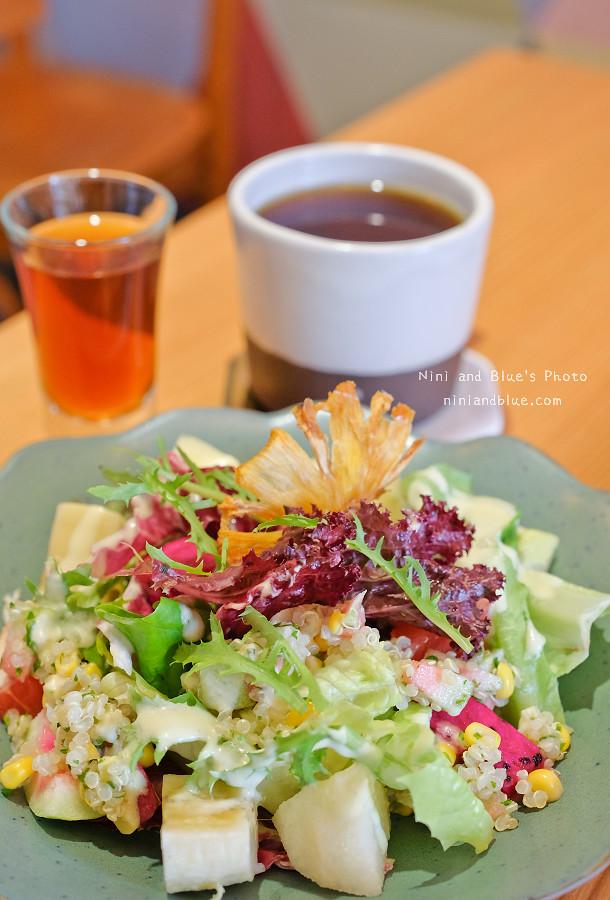 台中素食Enrich restauran咖啡16