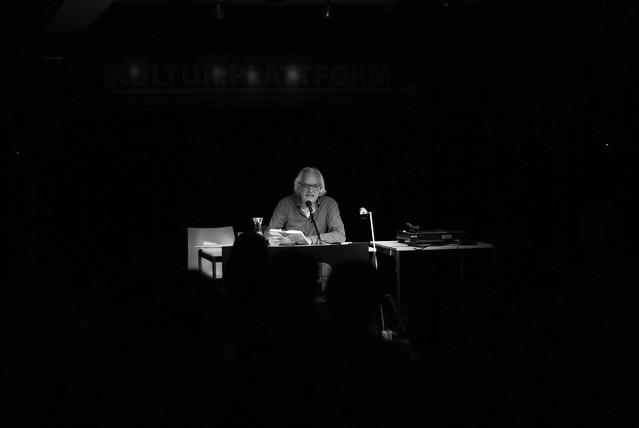 Lesung Kurt Palm ::: Fotos © Gerald J. Ramusch