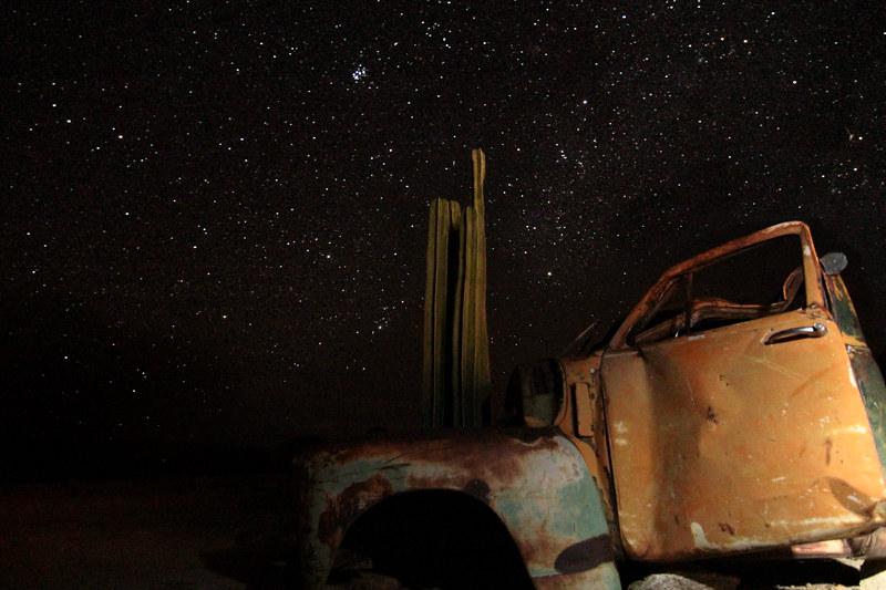 Astrofrotografie-Namibia-Sternenhimmel-Afrika