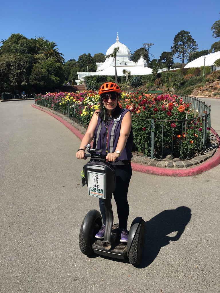 San Francisco - segway