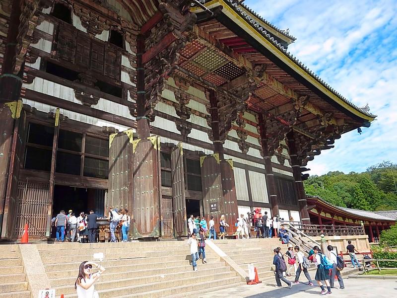 Todai-ji Buddhist Temple Japan