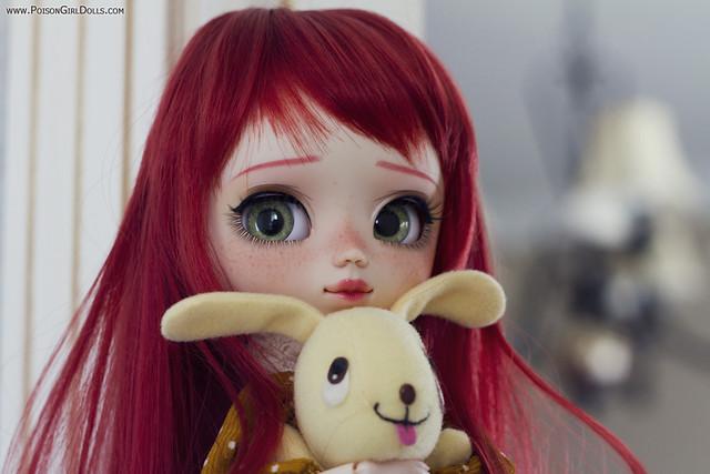 Little Aya *today*
