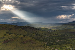 Gorgeous, Even When Cloudy - Davis Mountains, Texas