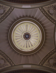 A Majestic Gasolier - Wimpole Hall