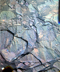 Rocks and Pebbles Near Endeavour Crater 5