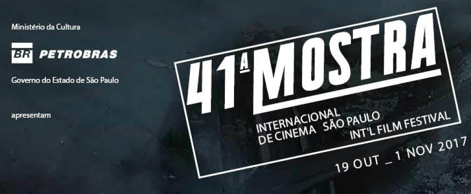 41ª Mostra Internacional de Cinema em São Paulo